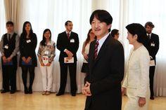 Príncipe japonês inicia visita de 12 dias ao Brasil