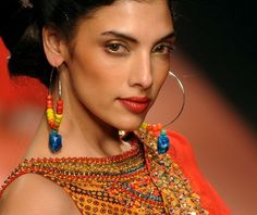 Loving this look from India Fashion Week