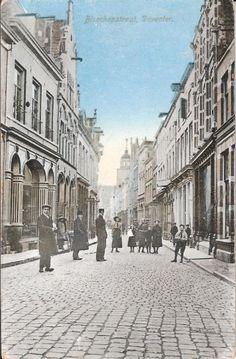 Lange Bisschopstraat. Deventer.