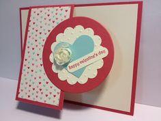 My Creative Corner!: More Amore Valentine's Day Card
