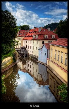 Prague Kampa Canal | Flickr - Photo Sharing!