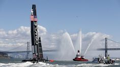 Comeback for the ages - Oracle takes America's Cup - San Francisco Chronicle