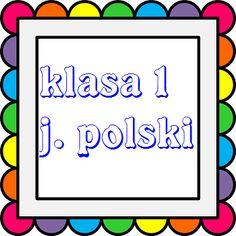 klasa 1 - język polski