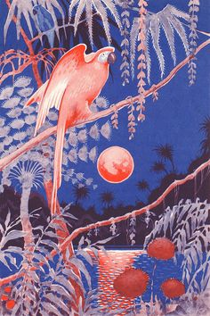I still remember this picture from my childhood, a fairytale illustration by Rudolf Koivu.