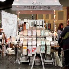 Exceptional Booth Displays | Renegade Craft Fair