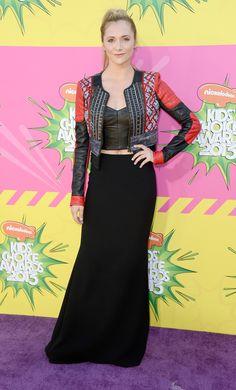 Alyson Stoner At The Nickelodeon Kids Choice Awards 2013 Kids Choice Awards 2013, Alyson Stoner, Zack E Cody, Disney Stars, Beautiful Voice, Celebs, Celebrities, Powerpuff Girls, American Actress