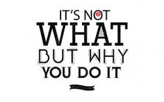 """Why?  Why do you do what you do?  A crystal clear """"why"""", tied to a big enough dream, makes you an unstoppable force! http://Fun4Less.LifeStartsAt21.com/lcp6"""