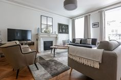 Check out this awesome listing on Airbnb: 2 bedroom - Triangle d'Or - Apartments for Rent in Paris
