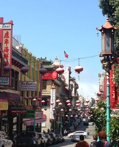 La nostra ChinaTown a San Francisco