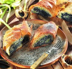 Spanakopita, Poppy, A Food, Ethnic Recipes, Poppies