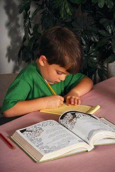 Cum ii invatam pe copii sa invete?