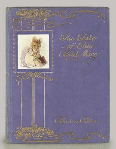 1904 The Tale of Two Bad Mice (Christies) by peacay, via Flickr