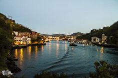 Entrada del puerto de Pasajes,izqu. Pasajes San Juán,Dcha.Pasajes San Pedro y de frente Pasajes Antxo y Lezo....uno de los puertos,mas bonitos y seguros ❤️❤️❤️❤️