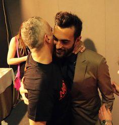 Marco e Eros Ramazzotti - Milano - Radio Italia Live - Maggio 2013