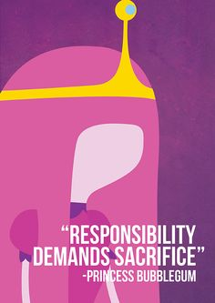 Princess Bubblegum - Adventure Time by beccyboo-412 on deviantART