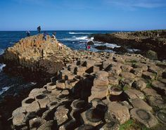 Another photo of Giant's Causeway in Ireland