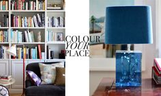 Home Decorating 101: Some colour and a brand new look - https://www.irmasworld.com/home-decorating-101-some-colour-and-a-brand-new-look-5312099-5512099  #decor #interiors #homestyle