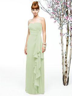 Lela Rose Style LR203 http://www.dessy.com/dresses/bridesmaid/lr203/#.Uu_cvn-9KSM