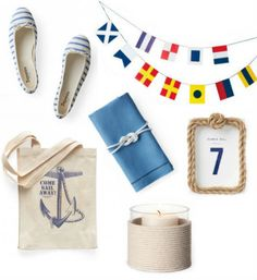 23 awesome nautical ideas to steal for your wedding
