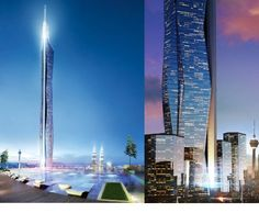KL 118 Tower Malaysia building in future ..