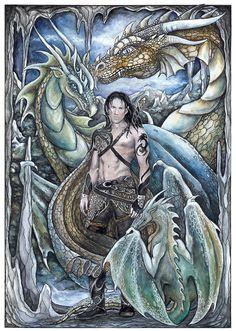 Dragon's lair by jankolas on deviantART