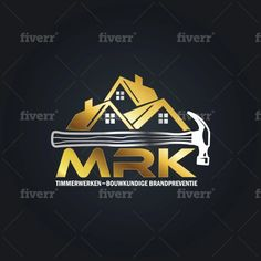 Fiverr freelancer will provide Logo Design services and design real estate, property, construction, or roofing logo including # of Initial Concepts Included within 3 days Typography Logo, Logo Branding, Logan, Roofing Logo, Construction Company Logo, Property Logo, Service Logo, Real Estate Logo, Logo Sign