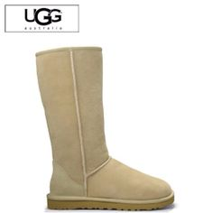 """☎ 01522 304241 - YOU CAN ALSO PLACE YOUR ORDER BY PHONETwinface sheepskin11 ¾"""" shaft heightNylon bindingUGGpure™ insole"""