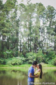 Ideas de pré wedding - ensaio no campo