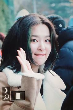 Green Hair, Blue Hair, Kpop Girl Groups, Kpop Girls, My Girl, Cool Girl, Type Of Girlfriend, Angel Aesthetic, Kang Seulgi