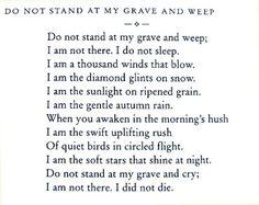 dikt om døden - Google-søk