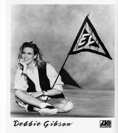 Debbie Gibson 80's  Electric Youth Promotional photo