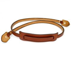 Camera Neck Strap - Brown - DaLuca Panerai Straps