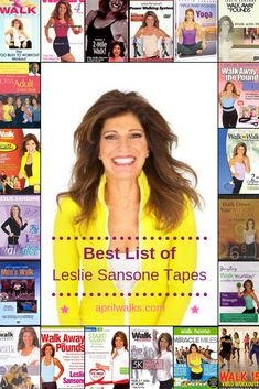 Updated 2019 Very best list of Leslie Sansone Tapes! Updated often as she adds new ones and others found. Walk at home, no excuses and get healthier! Leslie Sansone, Power Walking, Walking Exercise, Walking Workouts, Lose Weight, Weight Loss, Basic Yoga, Workout Videos, Exercise Videos