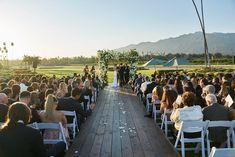 Santa Anita Park Weddings San Gabriel Valley Wedding Venue Arcadia CA… California Honeymoon, Southern California Beaches, California Wedding, Ceremony Seating, Outdoor Ceremony, Wedding Show, Wedding Videos, Arcadia California, San Bernardino Mountains