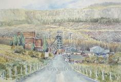 Tower colliery.