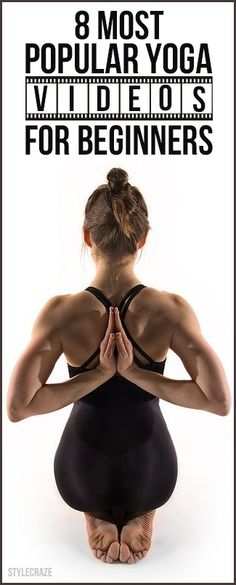 Yoga : Activity is an important part of a healthy lifestyle. Hence yoga can play a vital role towards benefiting our health. Yoga for beginners videos can ... #Yoga #livehealthy