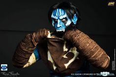 Raziel - Soul Reaver: Legacy of Kain Cosplay by SketchMcDraw.deviantart.com on @DeviantArt
