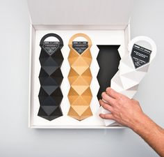 Quartz champagne packaging by Max Molitor & Cajza Nyden » Retail Design Blog