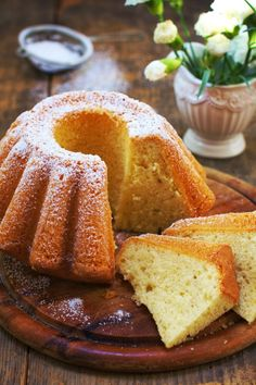Babka Biszkoptowa - Just My Delicious Cornbread, French Toast, Breakfast, Ethnic Recipes, Cook, Millet Bread, Morning Coffee, Corn Bread