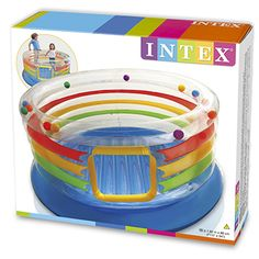 Buy Intex Jump-O-Lene Ring Bouncer  online from The Works. Visit now to browse our huge range of products at great prices. 33% off RRP. Now £40