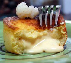 Coulant au chou-fleur - farine, fromage, lait, œufs