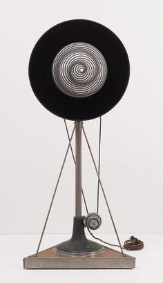 Marcel Duchamp - Rotary Demisphere (Precision Optics)