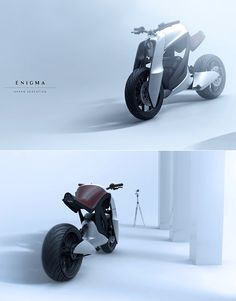 Yamaha Nazo Electric Motorcycle Keeps Things Simple, Inspired by Gorillas - TechEBlog