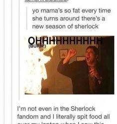 27 Times The Sherlock Fandom Won Tumblr