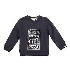 Billybandit Pizza Sweatshirt
