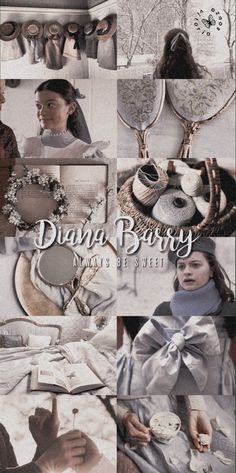 """Wallpaper Aesthetic Diana Barry Anne With An """"E"""" Diana Barry, Gilbert And Anne, Anne White, Anne With An E, Art Basics, Anne Shirley, Period Dramas, Actors, Aesthetic Pictures"""