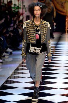 Dolce & Gabbana, Look #18
