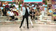 2/11/2013 EXO Baekhyun & Luhan dance @ Quiz that Change the World