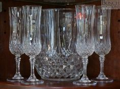 Waterford crystal, this is the same as my crystal.  I just love it.