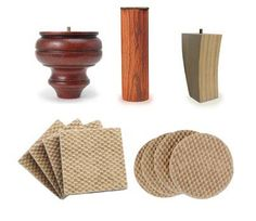 Furniture Grippers For Hardwood Tile And Laminate Floors On Pinterest Furniture Legs Washing